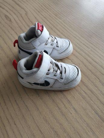 Buciki Nike rozm 21