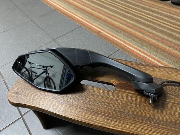Lustro lewe Yamaha R1 RN 32 uszkodzone