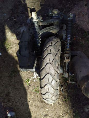 Мотошина 12 120/70 скутер б.у резина покрышка