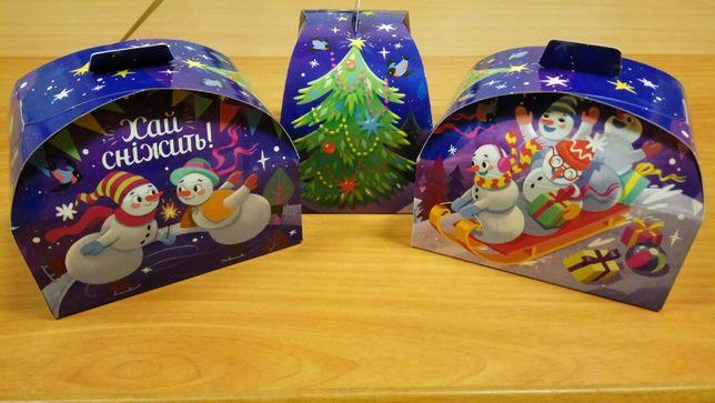 """Новогодние подарки """"Roshen"""" """"Зимові розваги"""" 275 г."""