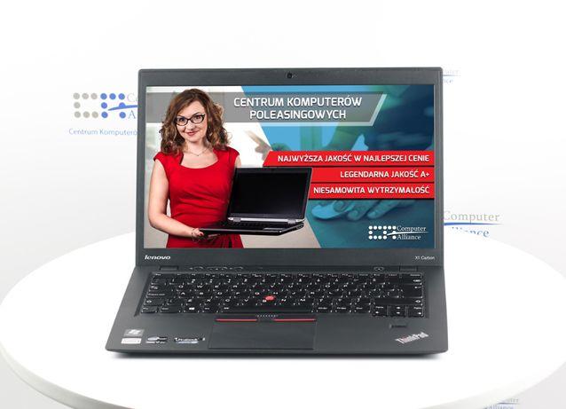 Laptop Lenovo Carbon x1 G1 | i7-3667U | 8GB | 256SSD | 14.1 Klasa A