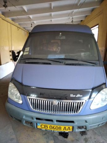 ГАЗ 2217-5104 микроавтобус