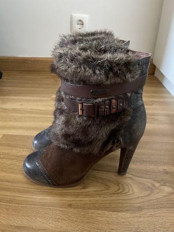 Botas Pepe Jeans de inverno