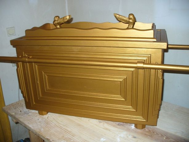 Arka Przymierza, skrzynia, kufer.