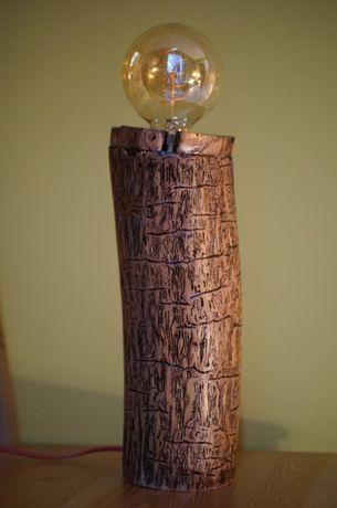 """Lampa ręcznie zrobiona """"Life Light"""""""