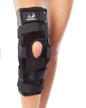 Ортез, наколенник, бандаж на колено с шарнирами BioSkin
