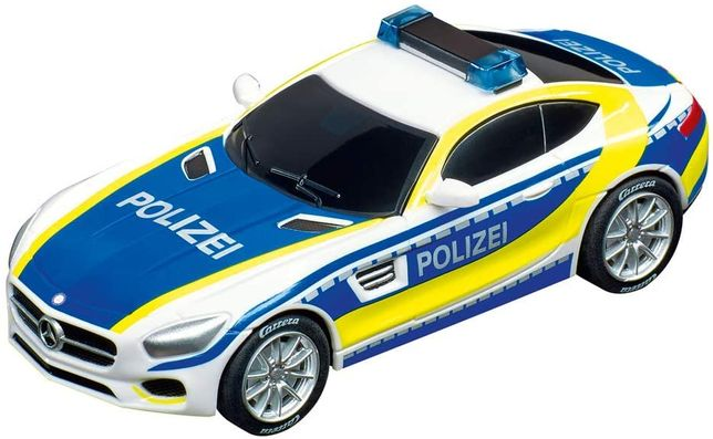 "Carrera Go!!! Mercedes-AMG GT Coupe ""Polizei"""