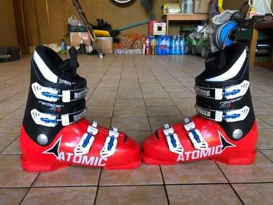 Buty narciarskie męskie Atomic redster JR4 rozmiar 26-26,5cm