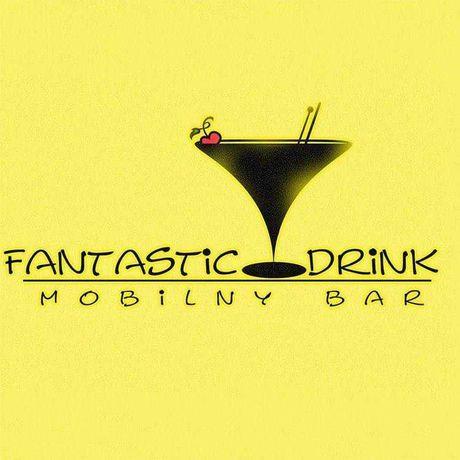Drink bar Barman na wesele Mobilny bar