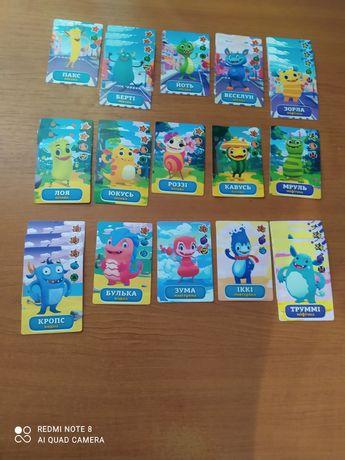 Карточки Джойкис