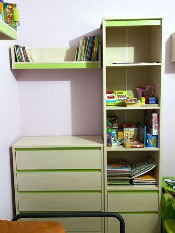 Срочно! Мебель в детскую комнату! Шкаф-купе продан!