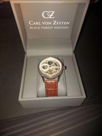Zegarek męski Carl von Zeyten Kirnbach Skeleton Automatic