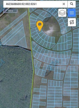 Продаж ділянки під забудову в Кам'янопіль
