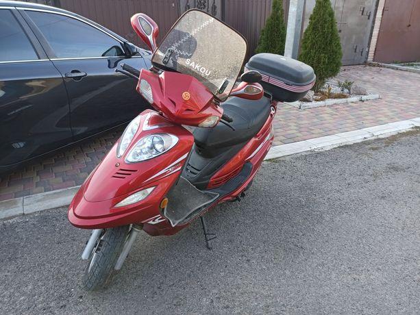 Скутер, мопед, мотоцикл