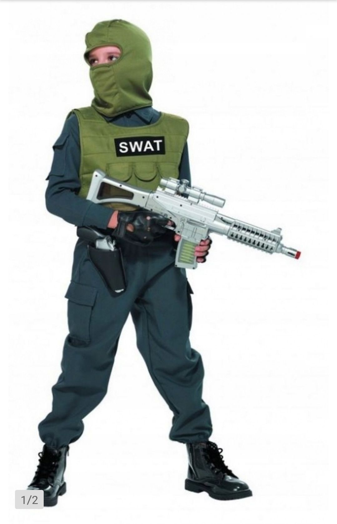 Strój SWAT antyterrorysta 116