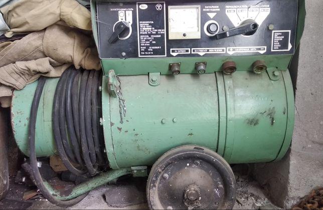 Сварочно-зарядная установка УДЗ-10ЗУ2