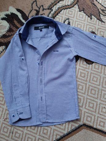 Продам рубашку в ідеальному стані на зріст 98см