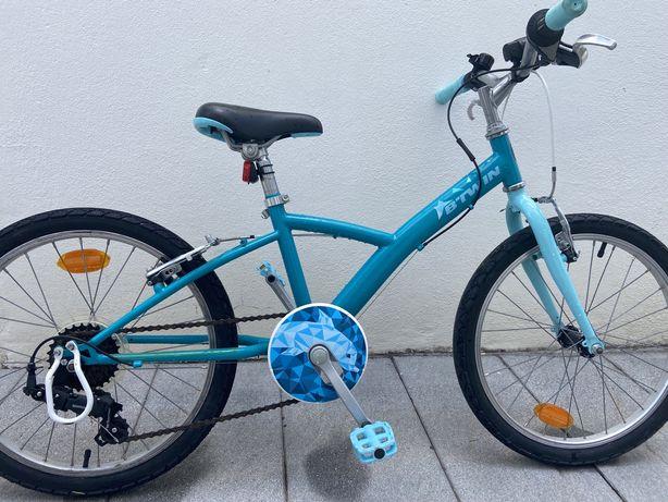 Bicicleta BTWIN 120 Criança 6-10 anos