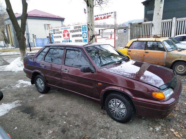 легковые автомобили ВАЗ 2115
