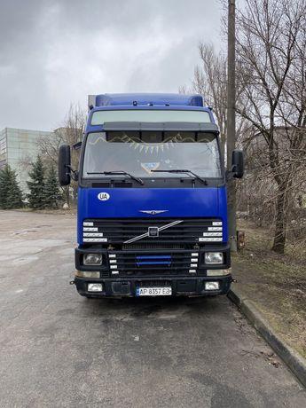 Volvo FH12,сцепка ( паравоз )
