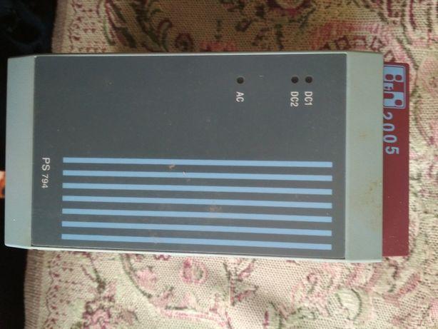 Модули контроллера B&R 2005.