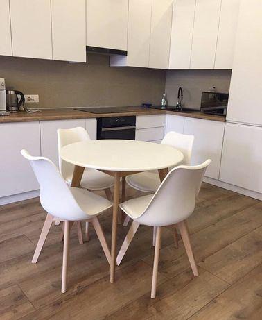 Круглий стіл для кухні, вітальні ВІД ВИРОБНИКА! Дерево, круглый Стол