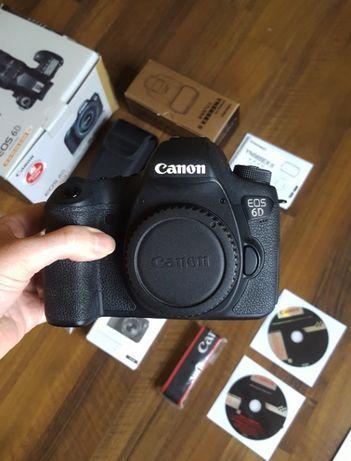 Canon EOS 6D body + GRATISY!! Białystok - Warszawa