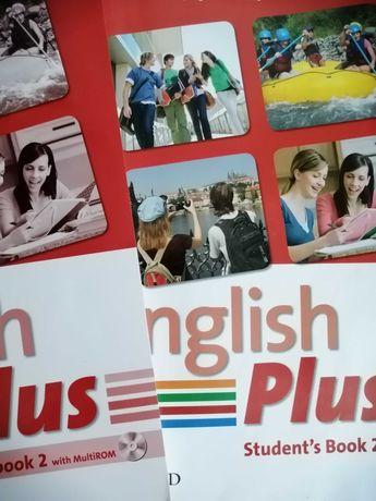 English plus 2, 1st edition
