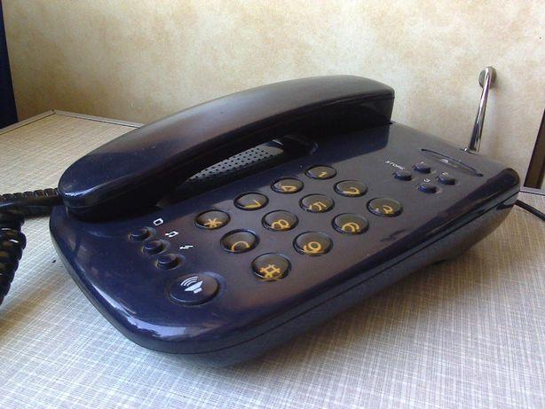 Телефон стационарный, проводной (кнопочный) LG (ЛДЖИ) Корея, корейский