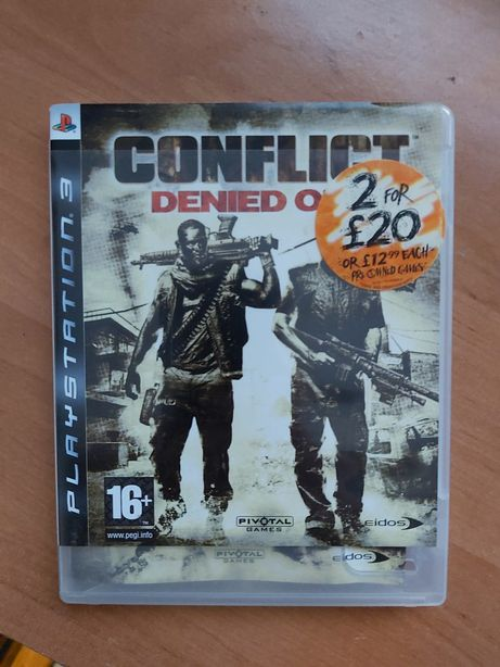 conflict denied ops gra ps3 playstation