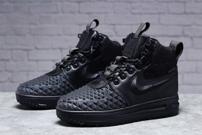 Ботинки Nike Вьетнам на меху, Кроссовки, Женские зимнее