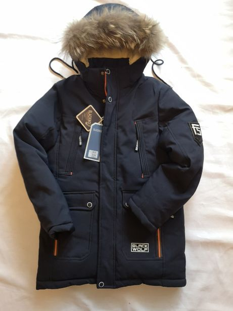 Зимняя куртка на мальчика,новая.