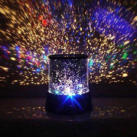 Хит! Детский ночник проектор Star Мастер Звездное небо. Как в сказке!