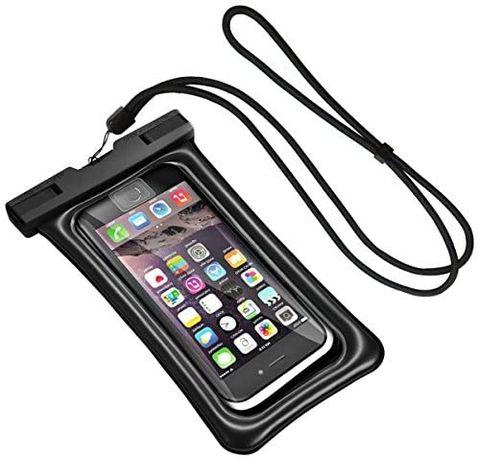Wodoszczelne etui / Wodoszczelny case do telefonu komórkowego.