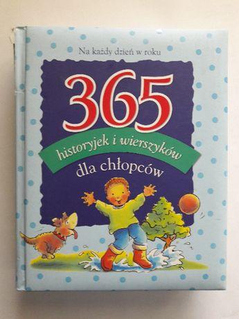 365 historyjek i wierszyków dla chłopców