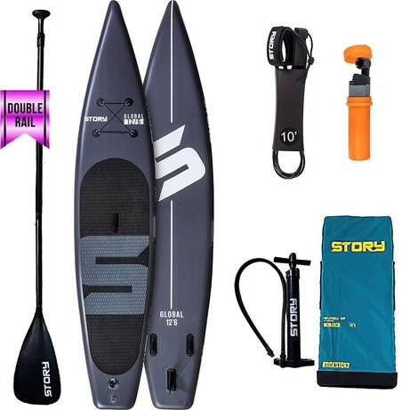 Pranchas de SUP Paddle Surf Inflável STORY 12'6 [NOVAS]