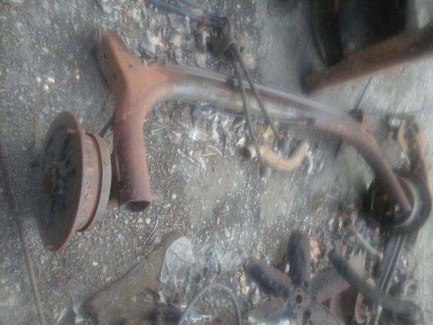 Задняя балка таврия,блок двигателя двигатель без головки коленвал,го
