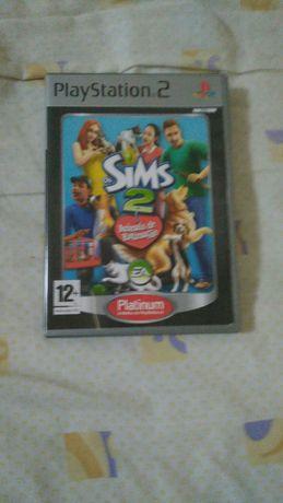 Sims 2 ps2 como novo