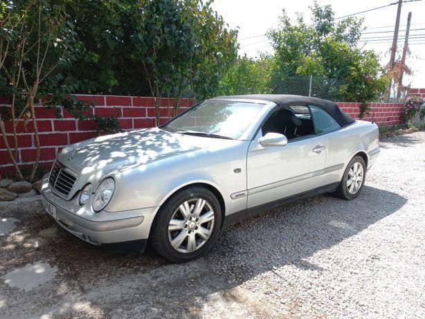 Mercedes clk 200 w208 cabrio kompressor