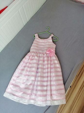 Sukienka ze smyka 116