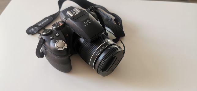 Aparat Fujifilm Finepix HS10 stan idealny
