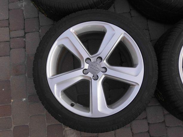 Колеса в сборе Audi Q5 R20 5x112 Резина 255/45 R20 зимняя