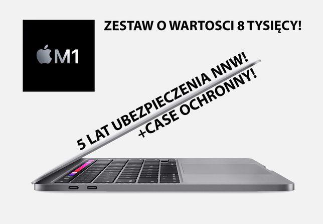 NOWY MacBook PRO 13 M1 Retina 256GB Gray 16 Air CASE GW 5LAT DO 2026r!