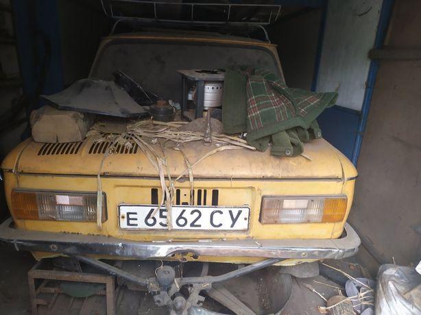 Автомобіль ЗАЗ-968МБ
