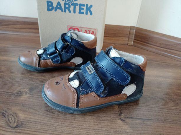 Buciki Bartek rozm 24, półbuty, trzewiki, buty wiosenne