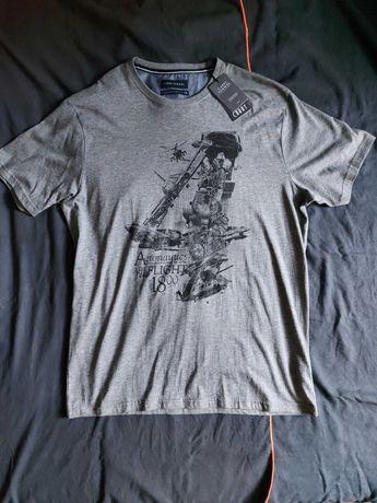 T-shirt męski nowy CARRY XXL