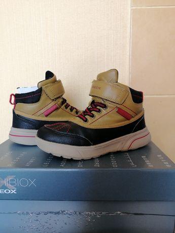 Демисезонные, зимние ботинки Geox