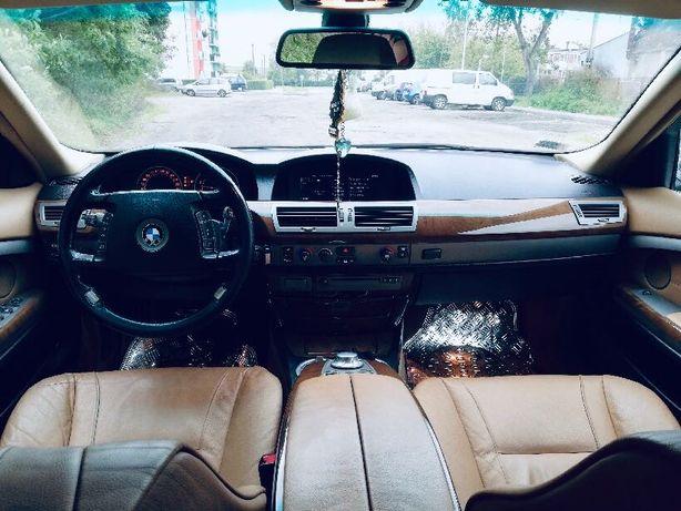 BMW 7 E65 Czarna Perła ZAMIANA