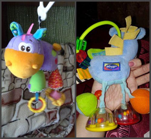 Игрушки подвеска фирмы Playgro