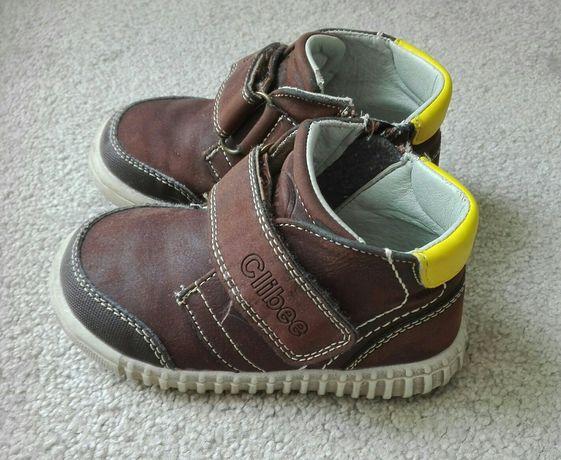 Buty chłopięce jesienno-zimowe Clibee rozmiar 22